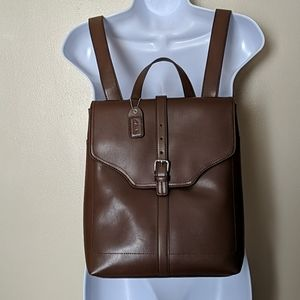 Clark's Women's Satchel Backpack Genuine Leather